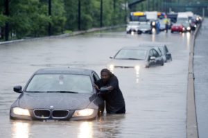 Climate Change - Toronto Flood 2015